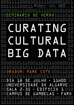 Cartaz - Curating Cultural